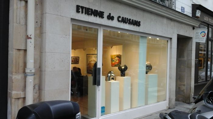Paris Gallerie Etienne de CAUSANS